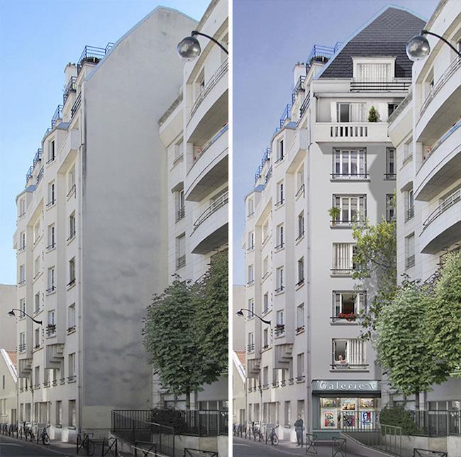 Họa sĩ Pháp biến khu phố buồn tẻ thành cực kỳ sinh động - 8