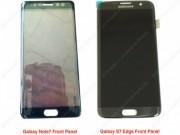 Dế sắp ra lò - Rò rỉ ảnh mặt trước cặp Samsung Galaxy Note 7