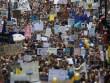 50.000 người rầm rộ biểu tình kêu gọi Anh ở lại EU