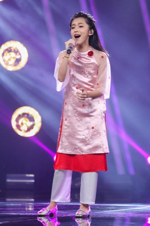 """VN Idol Kids: """"Soái ca nhí"""" bị Văn Mai Hương cảnh cáo - 3"""