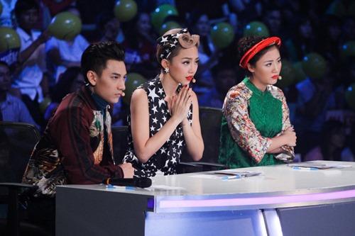 """VN Idol Kids: """"Soái ca nhí"""" bị Văn Mai Hương cảnh cáo - 2"""