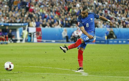"""Đại thắng Iceland, Pháp vẫn nhận """"cửa dưới"""" so với Đức - 1"""