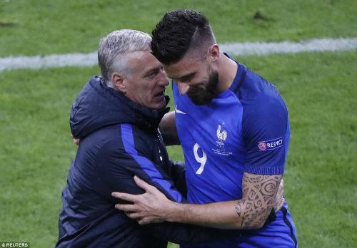 """Đại thắng Iceland, Pháp vẫn nhận """"cửa dưới"""" so với Đức - 2"""