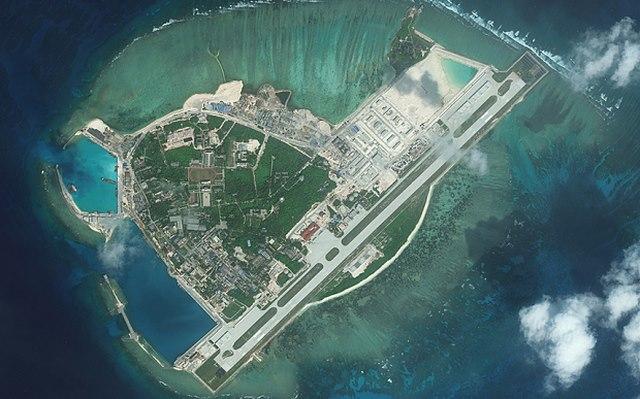 Trung Quốc sắp tập trận quân sự trái phép quanh Hoàng Sa - 1