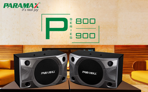 Bộ đôi loa mới PARAMAX P-800 và P-900: Thỏa niềm đam mê ca hát - 3