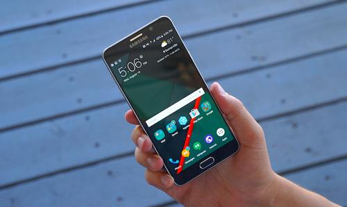 Góc nhìn của chuyên gia công nghệ về siêu phẩm Galaxy Note5 - 1