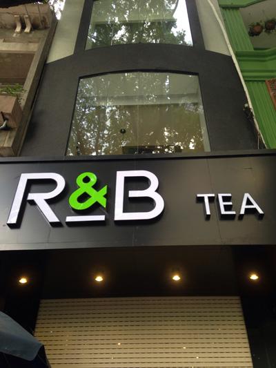 R&B Tea: Thương hiệu trà sữa không chỉ dành cho bạn trẻ - 2
