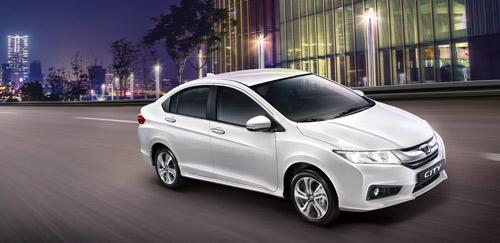 Honda Việt Nam công bố giá mới hấp dẫn cho Honda City từ T7/2016! - 2