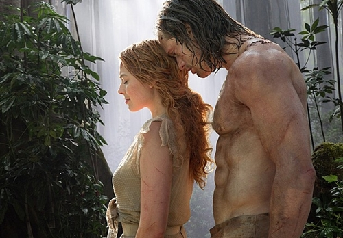 "Alexander Skarsgard ăn ức gà suốt 9 tháng để làm ""Tarzan"" - 2"