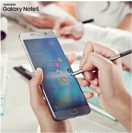 """5 tuyệt chiêu """"nhỏ mà có võ"""" trên Galaxy Note5 - 1"""