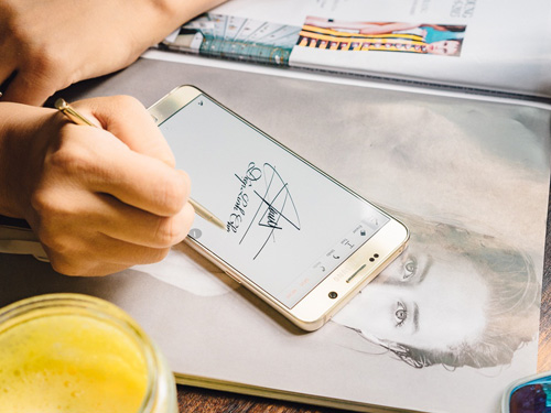 """5 tuyệt chiêu """"nhỏ mà có võ"""" trên Galaxy Note5 - 2"""