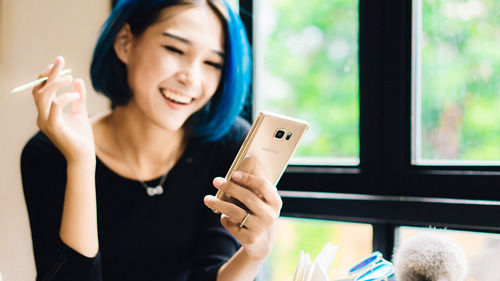 """5 tuyệt chiêu """"nhỏ mà có võ"""" trên Galaxy Note5 - 3"""