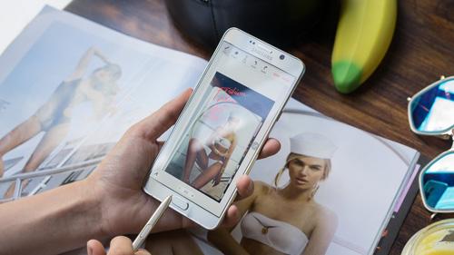 """5 tuyệt chiêu """"nhỏ mà có võ"""" trên Galaxy Note5 - 4"""