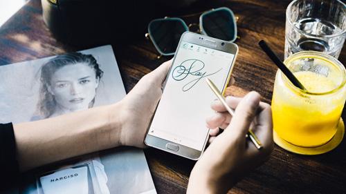 """5 tuyệt chiêu """"nhỏ mà có võ"""" trên Galaxy Note5 - 5"""