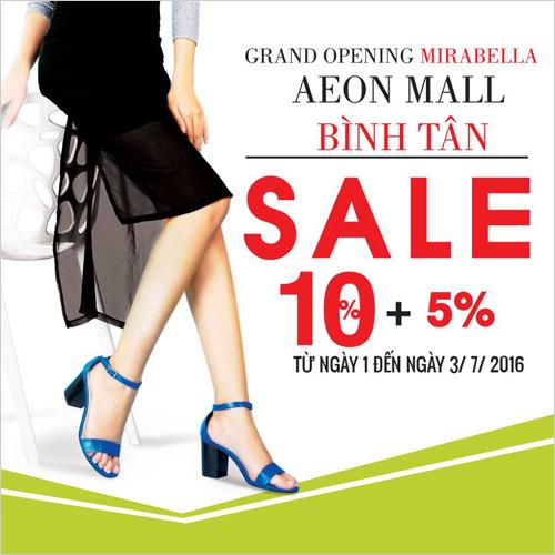 Mirabella 'khuấy động' Aeon Mall Bình Tân ngày khai trương - 9