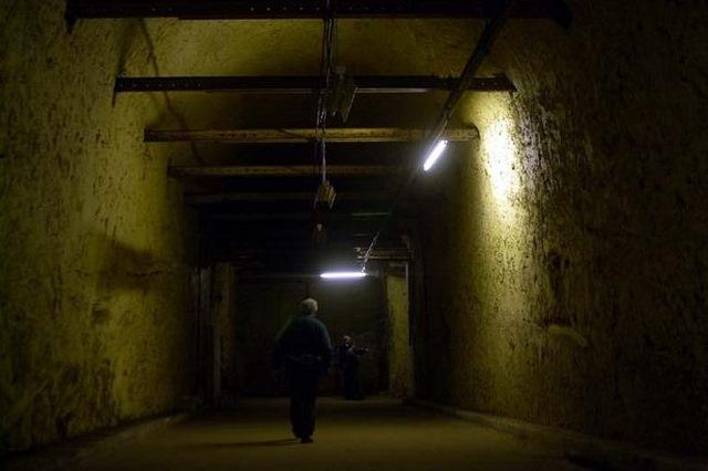 Anh: Bí mật trồng cần sa dưới hầm trú bom hạt nhân - 1