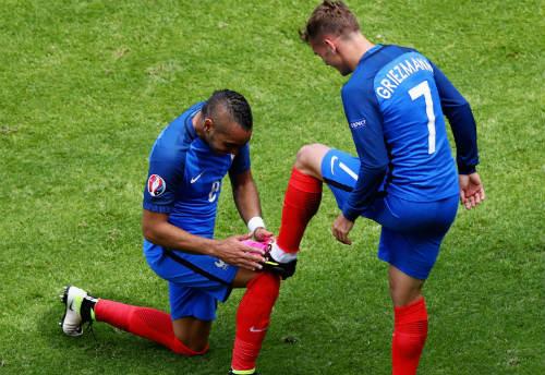 """Vua phá lưới Euro: Ronaldo đấu """"tam tấu"""" chủ nhà - 1"""
