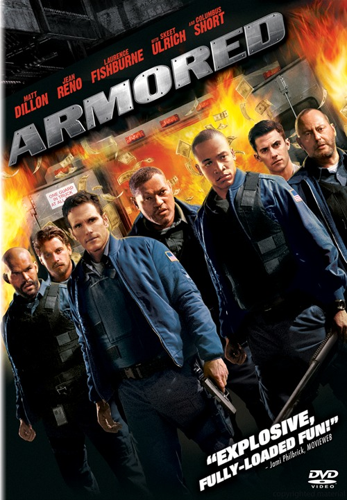 Trailer phim: Armored - 1