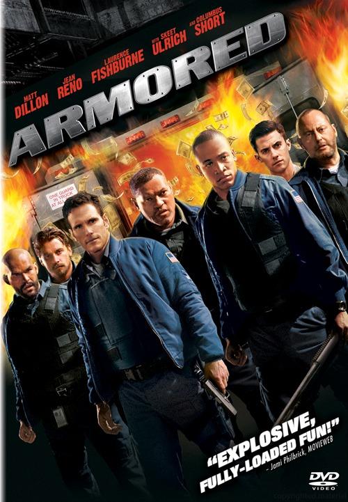 Trailer phim: Armored - 1