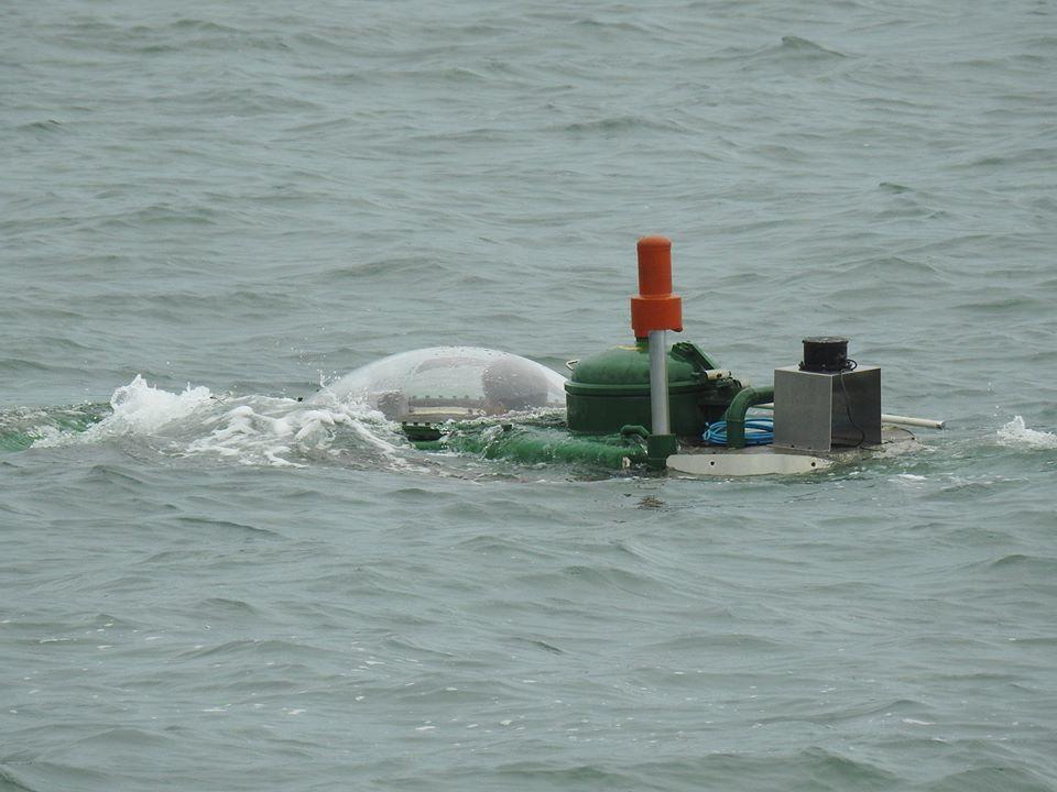 Kỹ sư quê lúa tiếp tục chế tạo tàu ngầm Trường Sa 2 - 2