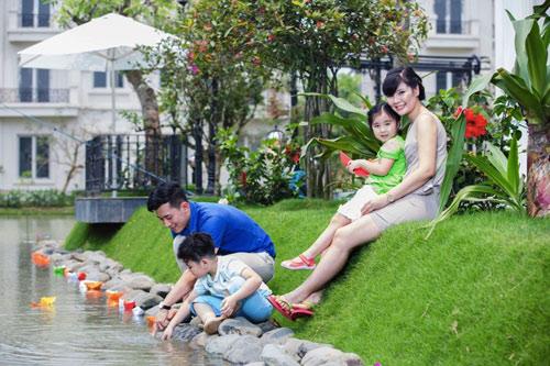 Đặc quyền sống 5 sao của cư dân thành phố bên sông - 1