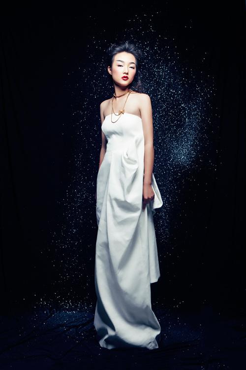Em gái Trang Khiếu được so sánh với Châu Tấn - 3
