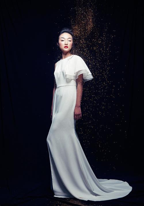 Em gái Trang Khiếu được so sánh với Châu Tấn - 7
