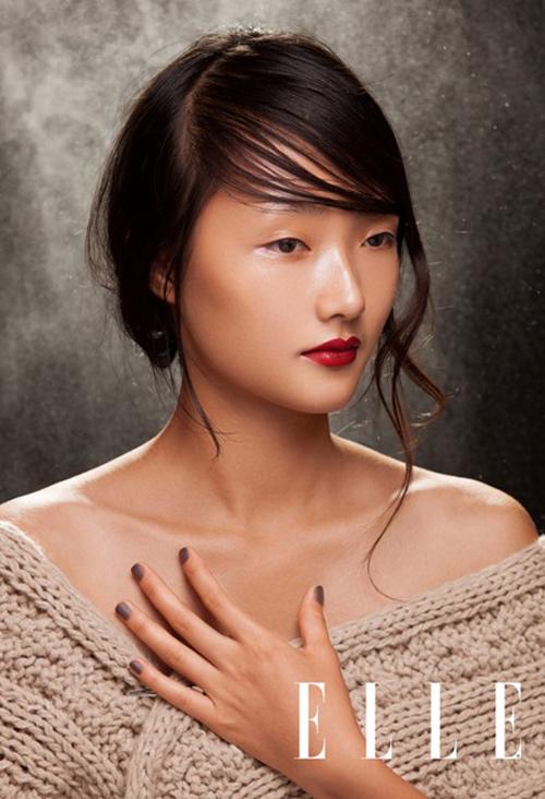 Em gái Trang Khiếu được so sánh với Châu Tấn - 9