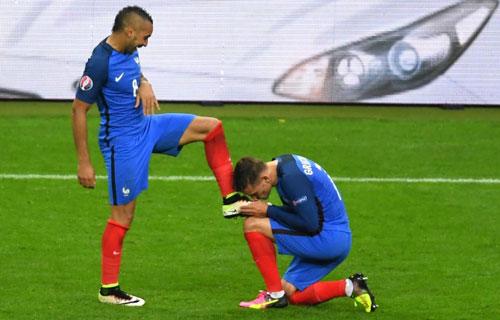 "Dream Team tứ kết Euro: Ronaldo, Bale ""mất tích"" - 1"