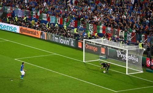 "Dream Team tứ kết Euro: Ronaldo, Bale ""mất tích"" - 2"