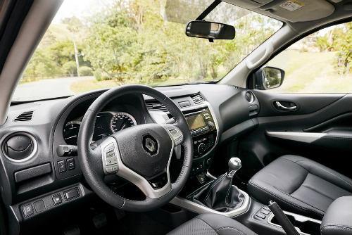 Renault Alaskan mới: Gã cao bồi thách đấu Toyota Hilux - 3