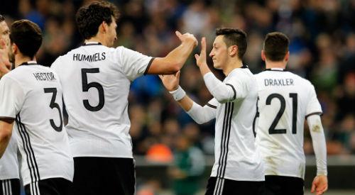 """Bán kết EURO: ĐT Đức có còn là """"chúa tể hắc ám""""? - 1"""