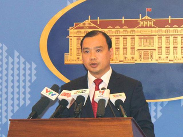 Yêu cầu Trung Quốc chấm dứt ngay tập trận trên Biển Đông - 1