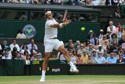 Chi tiết Federer – Johnson: Break đúng lúc (KT) - 5