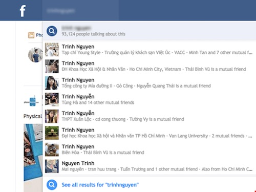 Cách tìm toàn bộ thông tin về người khác bằng email - 1