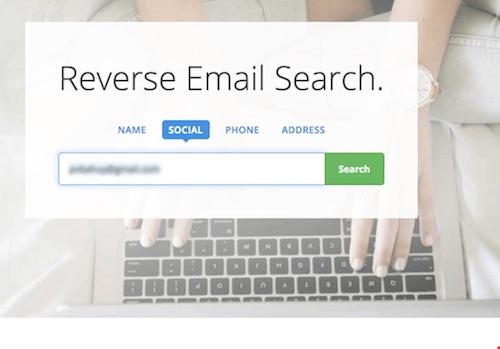 Cách tìm toàn bộ thông tin về người khác bằng email - 2