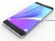 Dế sắp ra lò - Samsung Galaxy Note 7 có phiên bản màn hình 6 inch