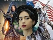 """Ngô Thanh Vân bực tức vì """"Tấm Cám"""" bị tố đạo game"""