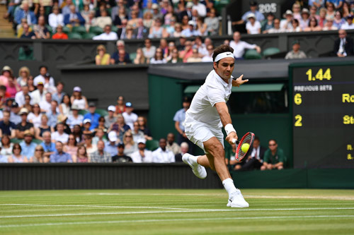 Wimbledon ngày 8: Chị em Serena vào tứ kết - 7