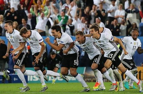 Euro 2016: Xứ Wales - Đức sẽ là chung kết trong mơ - 1