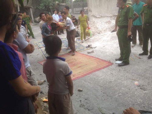 Vụ sập lò vôi, 5 người chết: Đau thương tang chồng tang - 9