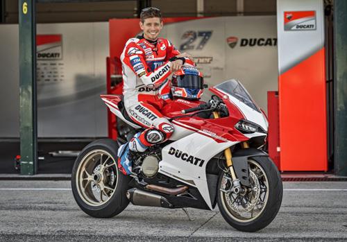 Ra mắt Ducati 1299 Panigale S Anniversario phiên bản giới hạn - 3