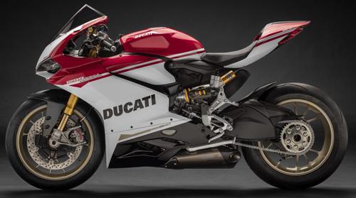 Ra mắt Ducati 1299 Panigale S Anniversario phiên bản giới hạn - 2