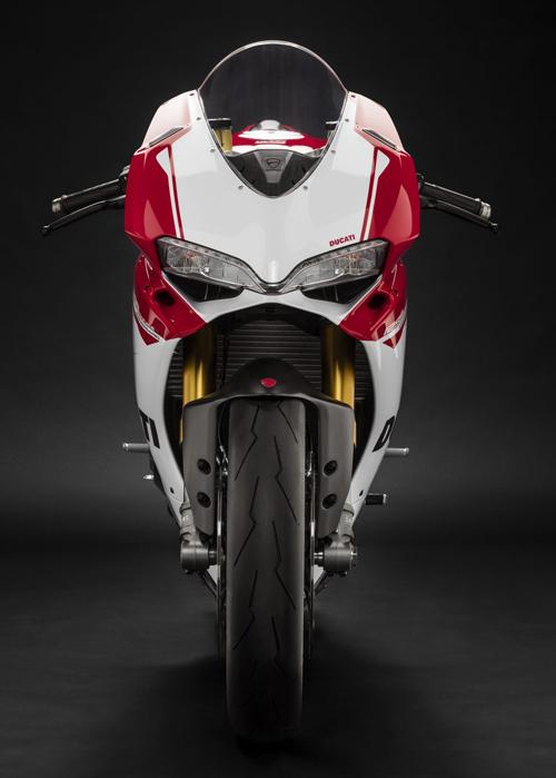 Ra mắt Ducati 1299 Panigale S Anniversario phiên bản giới hạn - 4