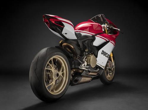 Ra mắt Ducati 1299 Panigale S Anniversario phiên bản giới hạn - 5