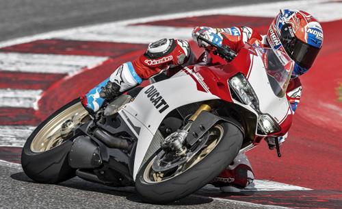 Ra mắt Ducati 1299 Panigale S Anniversario phiên bản giới hạn - 1