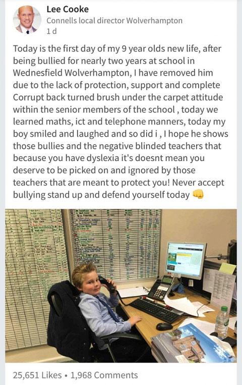 Cậu bé 9 tuổi làm nhân viên kinh doanh sau khi bỏ học - 2