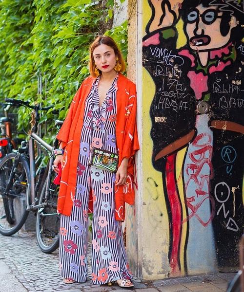 Các tín đồ Berlin mặc gì đi xem thời trang? - 3