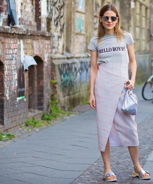 Các tín đồ Berlin mặc gì đi xem thời trang? - 11