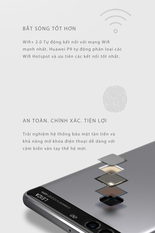 Huawei P9 - Chuẩn mực mới của điện thoại nhiếp ảnh - 12
